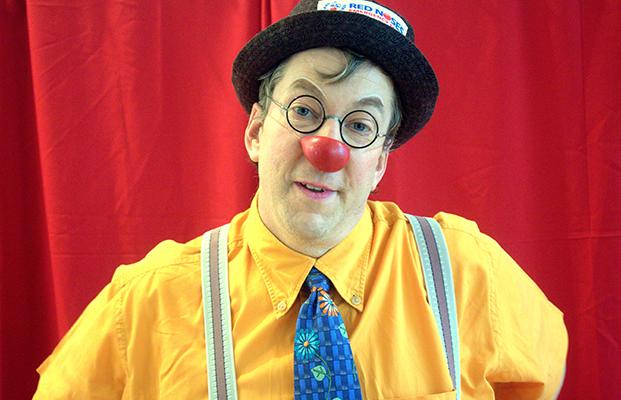 rote nase clown